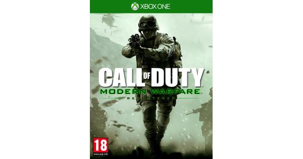 Call of Duty : Modern Warfare (Remasterisé) Xbox One