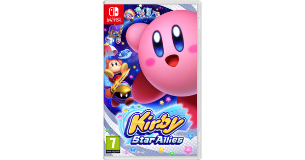 Kirby Star Allies Switch