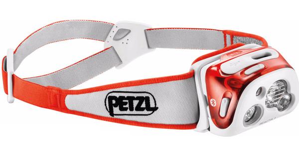 Petzl Reactik+ 300 Coral