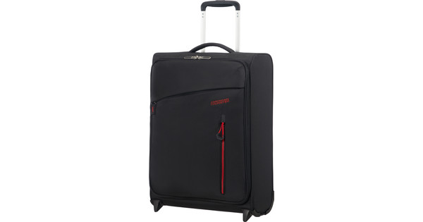 American Tourister Litewing Upright 55cm Volcanic Black