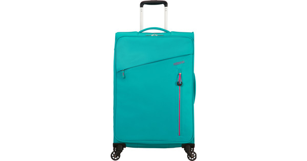 Spinner American Tourister Turquoise 70 Cm Litewing Aqua GSMqVUzp