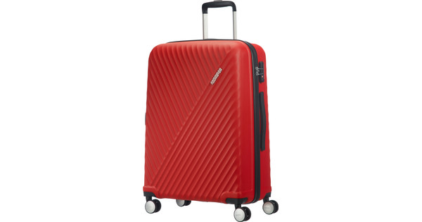 American Tourister Visby Spinner 76cm Energetic Red