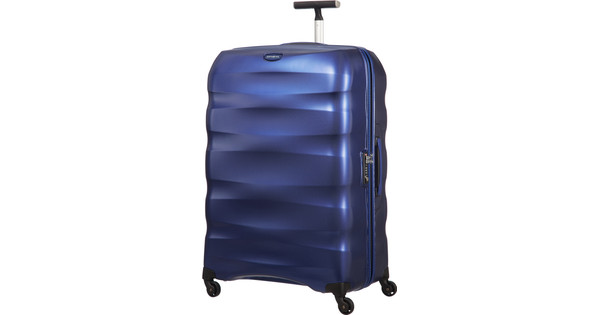 Samsonite Engenero Spinner 81cm Diamond Oxford Blue