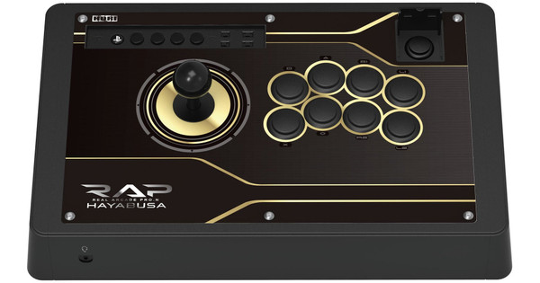 Hori Real Arcade Pro N Ps4 Ps3 Pc
