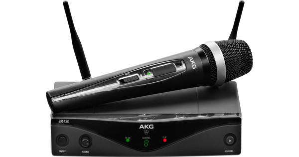 AKG WMS420 Vocal Set Band A (530 - 560 MHz)