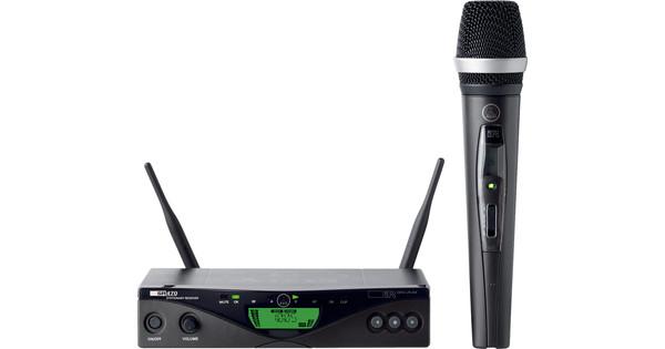 WMS470 Vocal Set C5 Band 1 (650 - 680 MHz)