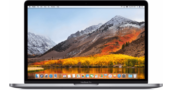 Apple MacBook Pro 15'' Touch Bar (2017) 16/512GB - 3,1GHz Space Gray AZERTY