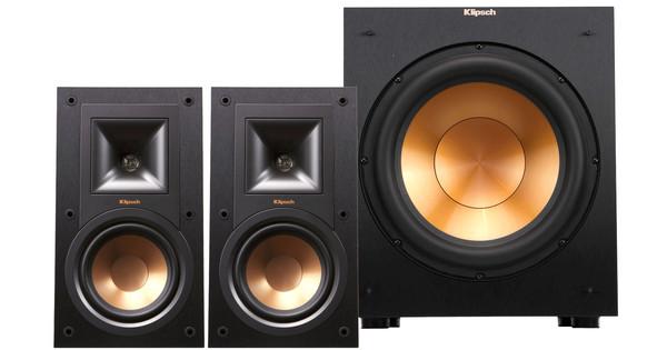 Klipsch R-15M 2.1 set