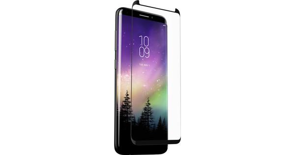 InvisibleShield Curve Case Friendly Protège-écran en verre Samsung Galaxy S9 Plus