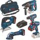 Bosch Battery 0615990K6L Combi Set