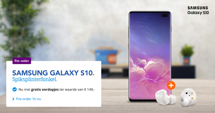 Pre-order Samsung S10 BE