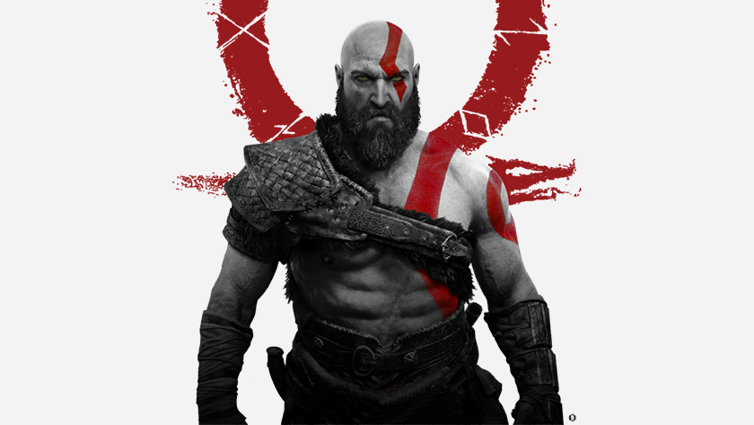 God of War, een van de beste PS4 Exclusives