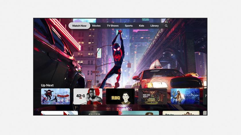Software update voor Apple TV tvOS 14