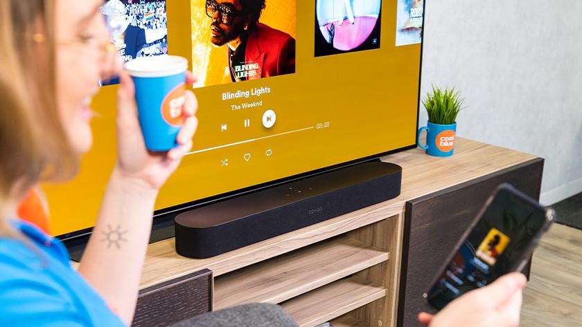 Sonos Beam: geluidskwaliteit