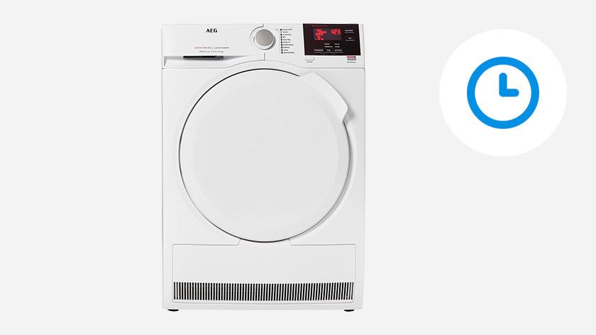 Condenser dryer: quick