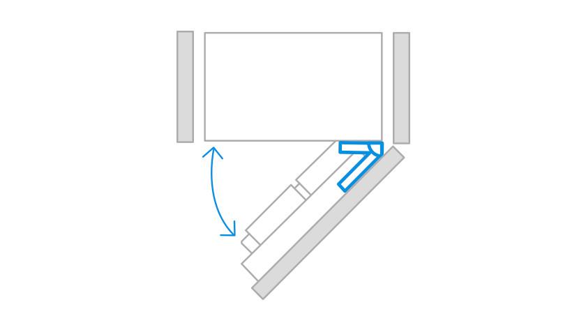 Deur-op-deursysteem koelkast