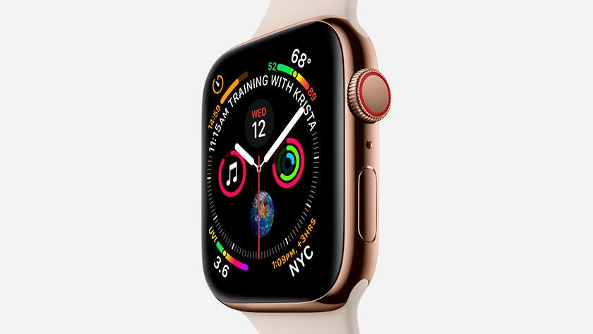 Apple Watch toute la journée