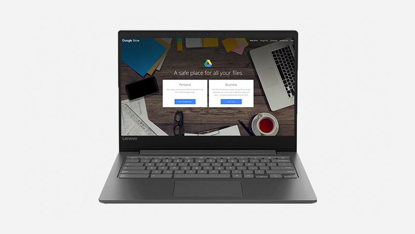 Online bestanden op Chromebook opslaan in Google Drive