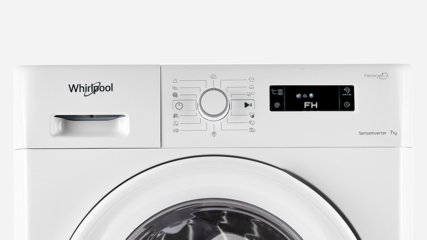 Whirlpool storing FH