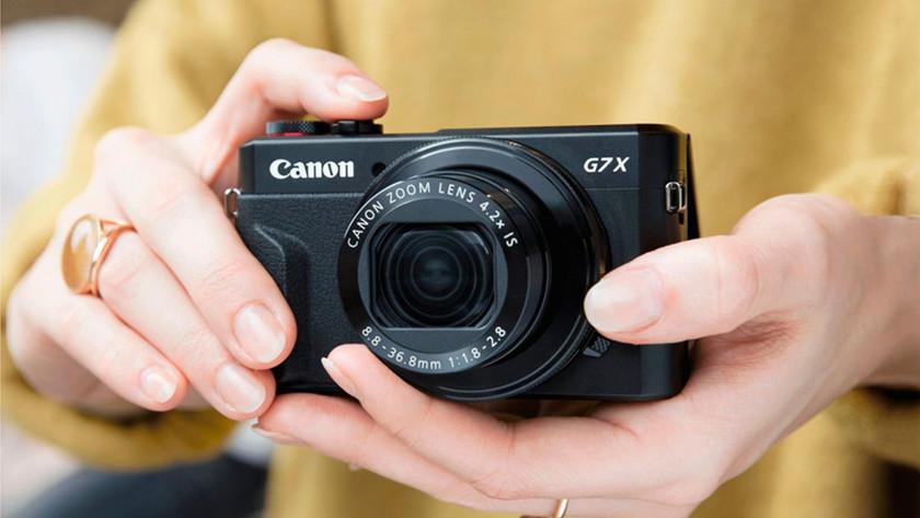 Wat is een compactcamera?