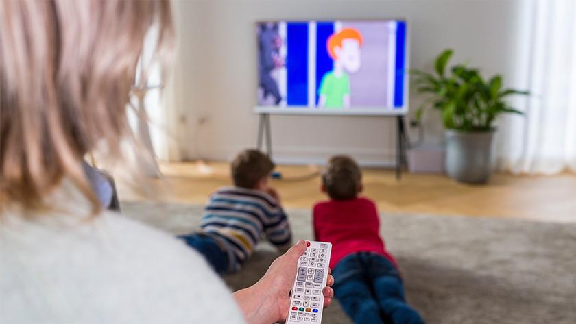 De Telenet tv box of digicorder aansluiten
