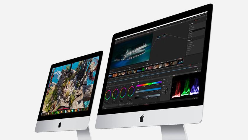 Graphismes Apple iMac (2019