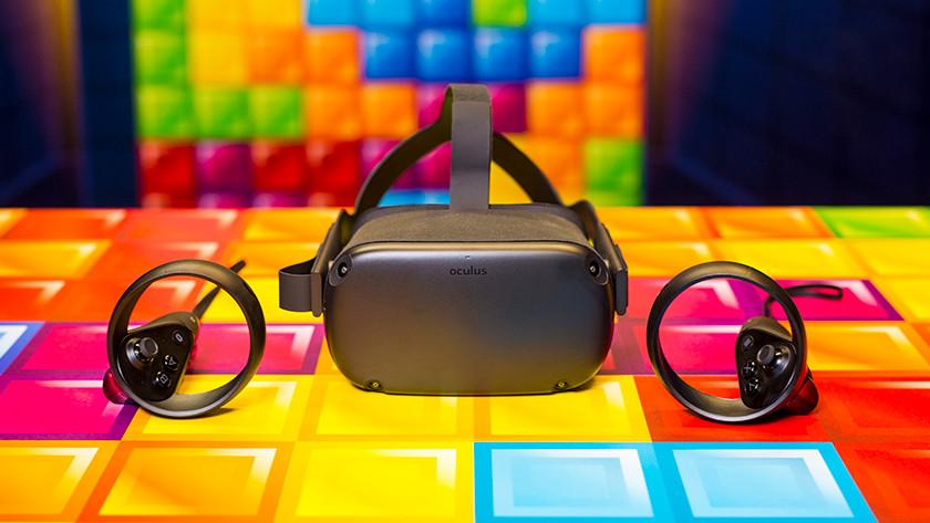 Standalone vr bril Oculus Quest