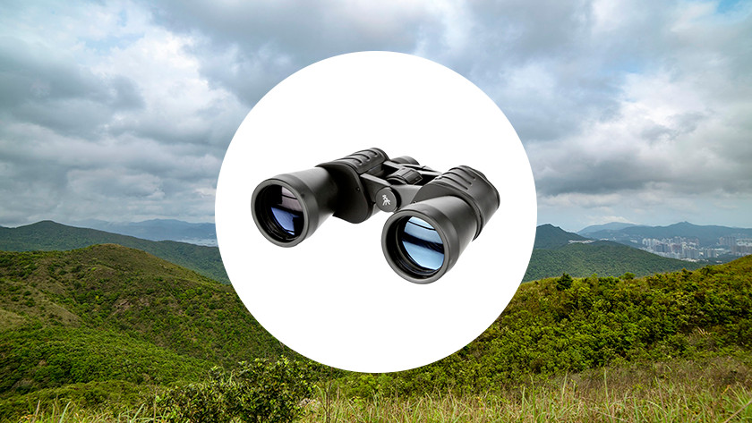 Binoculars for travel and safari