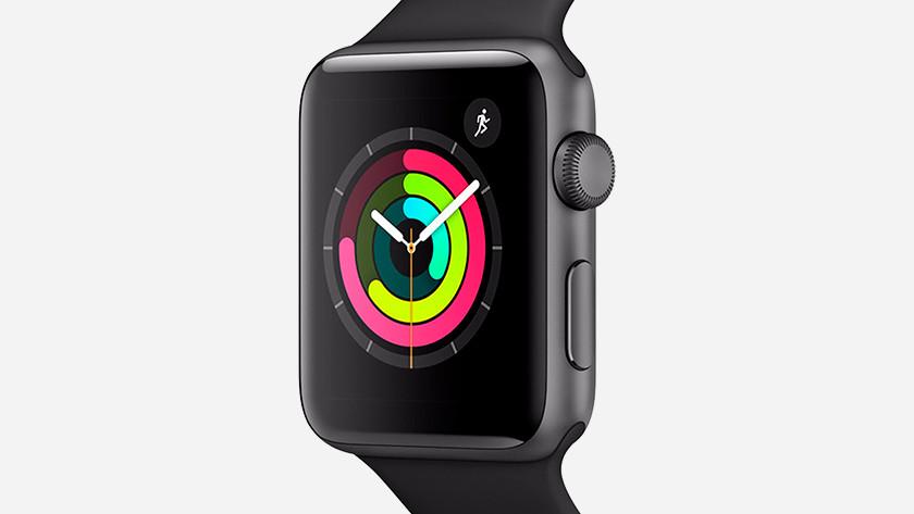 Se connecter à Apple Watch