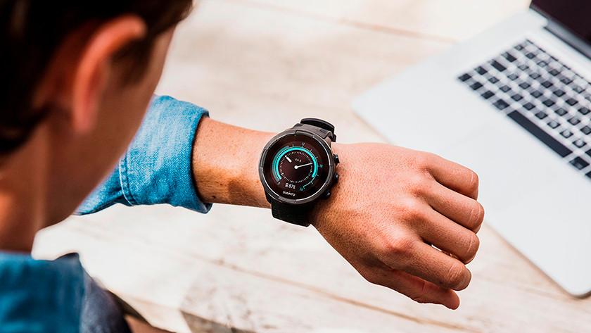 Hoe groot smartwatch