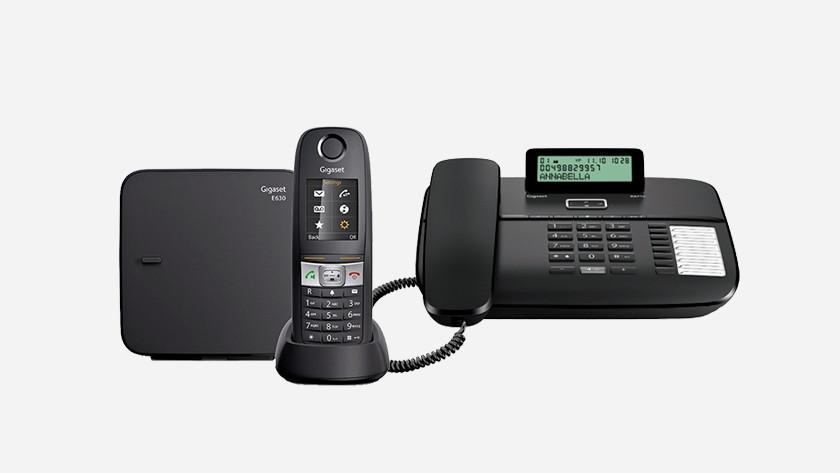 Téléphones fixes professionnels