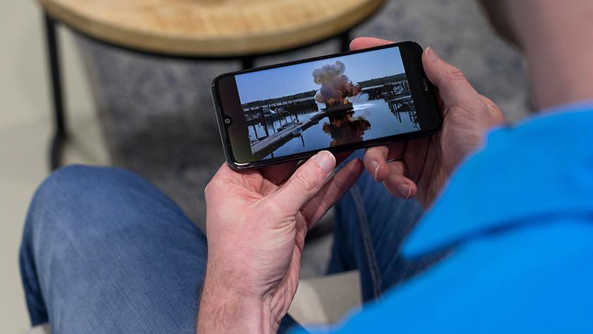 5G sneller films downloaden dan bij 4G