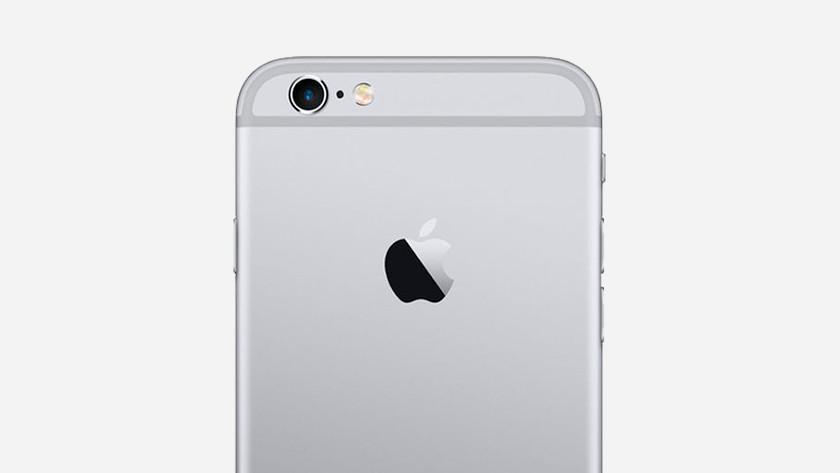 Caméra iPhone 6s
