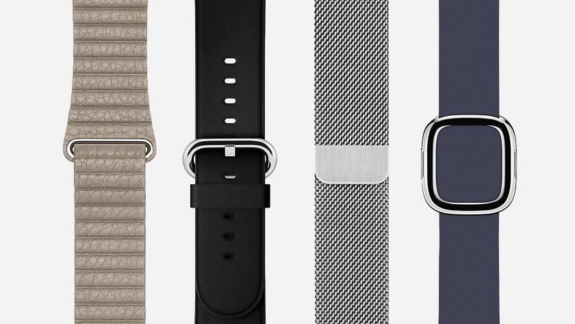 Apple Watch watch straps