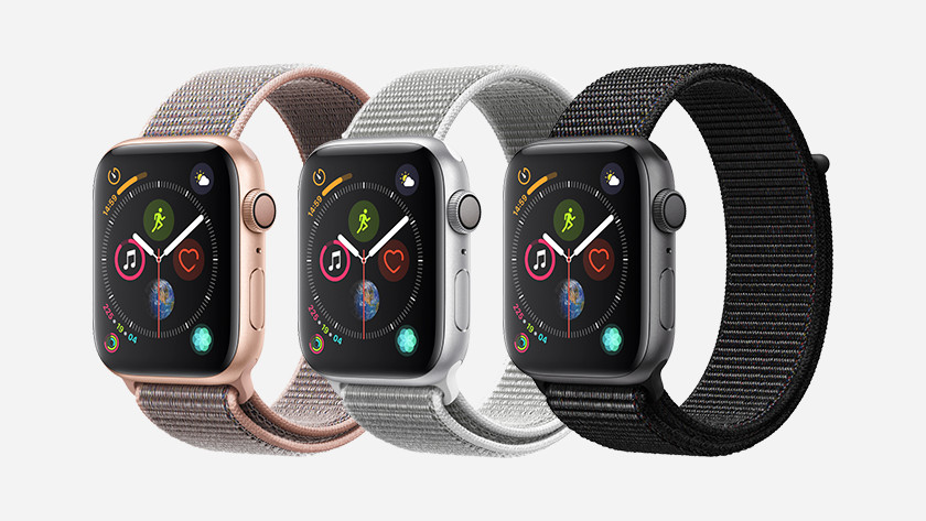 Apparence Apple Watch Series 4