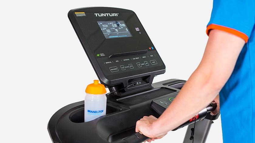 Heartbeat train treadmill