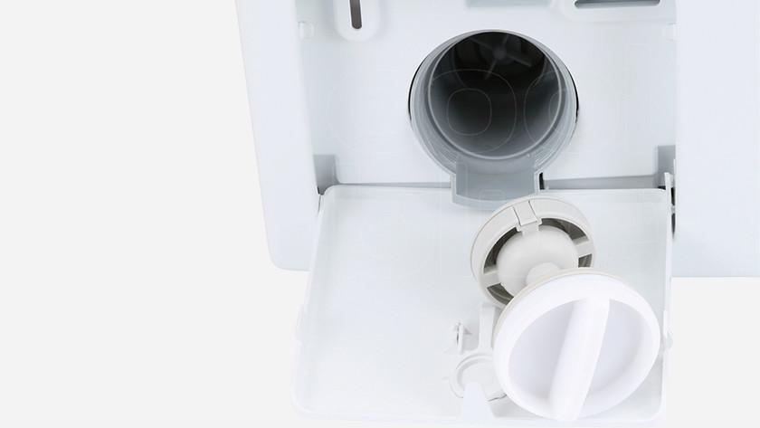 Afvoerfilter wasmachine
