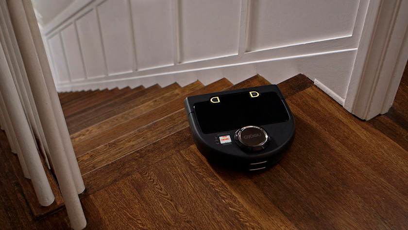 First aid for robot vacuums