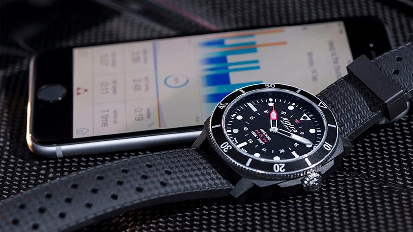 Hybride horloge kiezen