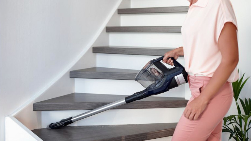Stick vacuum for single people