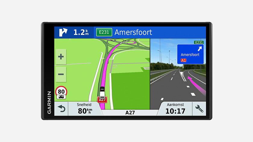 Autonavigatiesysteem