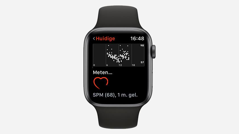 Capteur de fréquence cardiaque optique Apple Watch Series 3