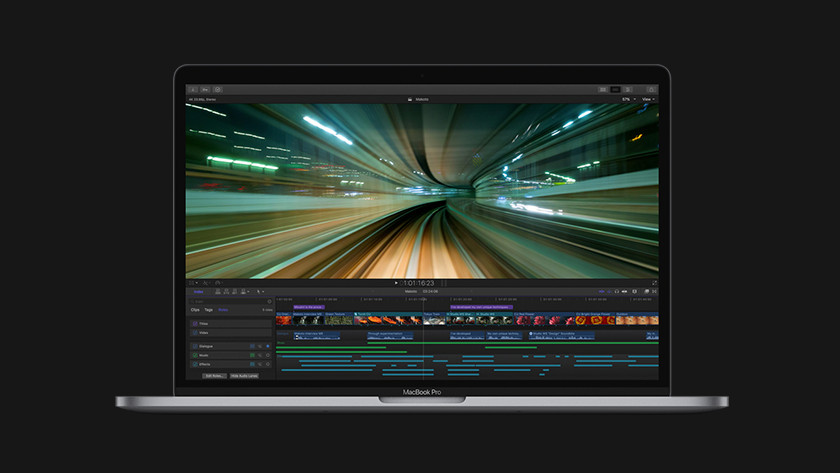 Graphics card MacBook Pro Touch Bar 15 inches