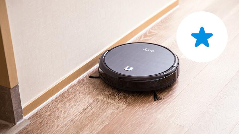 Basic robot vacuum