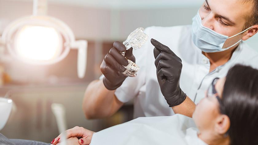 Dentist and periodontal disease