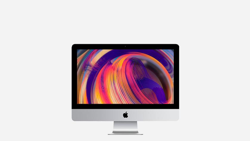 Apple iMac 21,5 inch scherm
