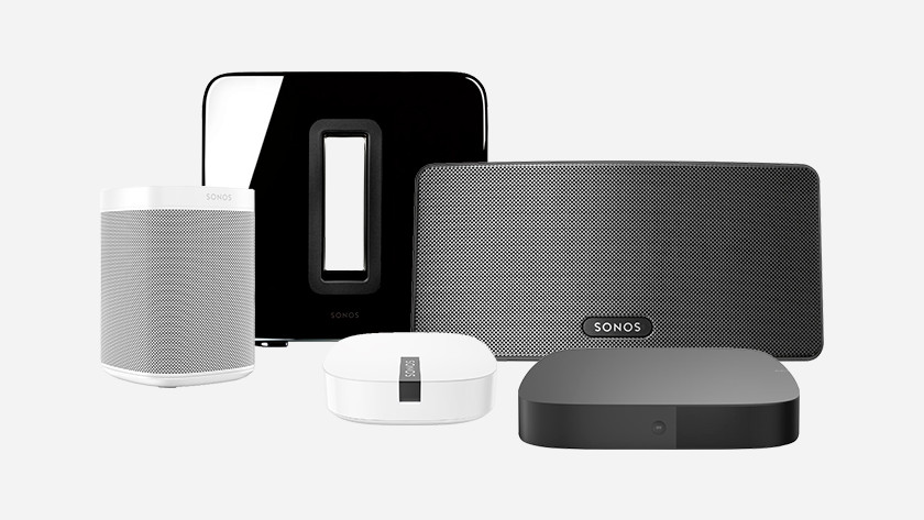 Compare Sonos To Bose Multi Room Systems Coolblue Before 23 59