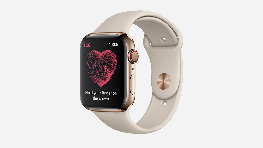 Heart rate monitor Apple Watch