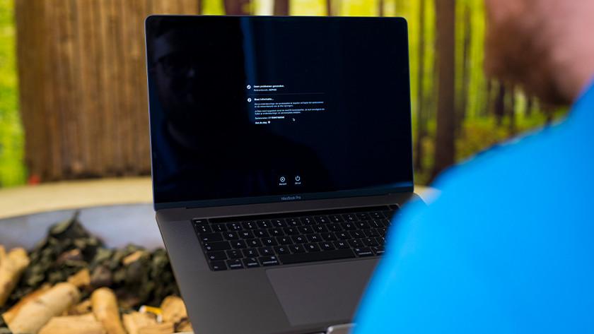Apple MacBook installeren