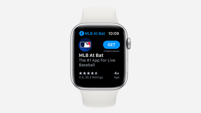 L'App Store sur l'Apple Watch